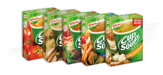 Buy any Knorr Cup a Soup regular 4 Pack (excludes Lite & thick and creamy)