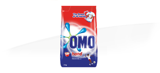 Buy Omo hand washing powder 1kg