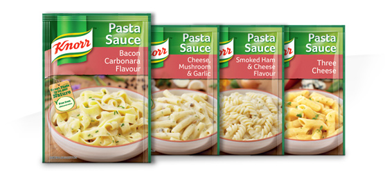 Buy any Knorr Pasta Sauce 36g/43g