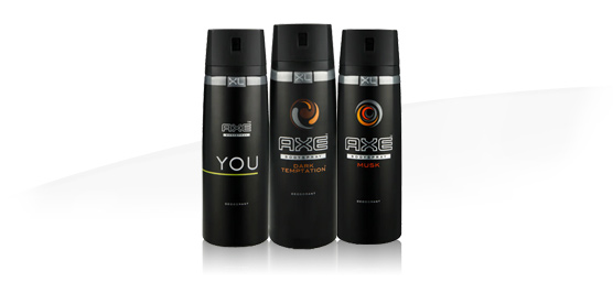 Buy any Axe Men's aerosol 200ml