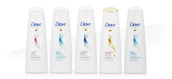 Buy any Dove shampoo 250ml (excluding tubes)