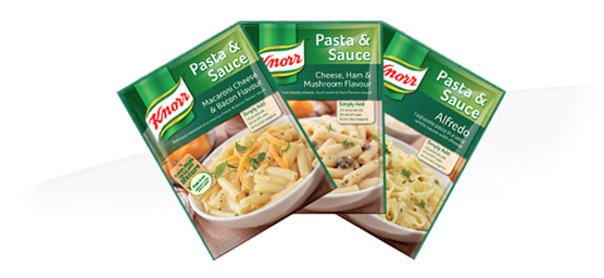 Buy any Knorr Pasta and Sauce 128G