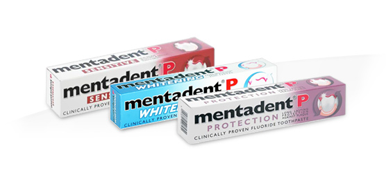 Buy any Mentadent P 100 ml (excluding kids)