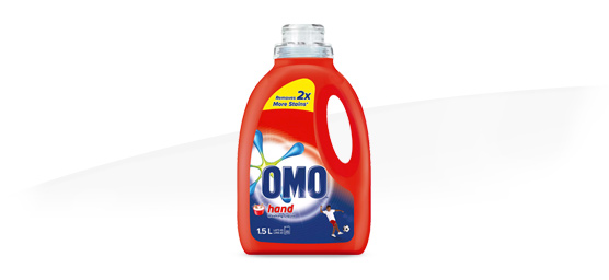 Buy Omo Fast Action handwash laundry liquid 1.5L