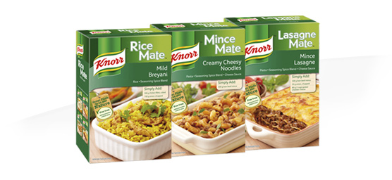 Buy any Knorr Meal Mates