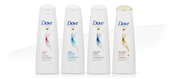 Buy any Dove Shampoo 250ml