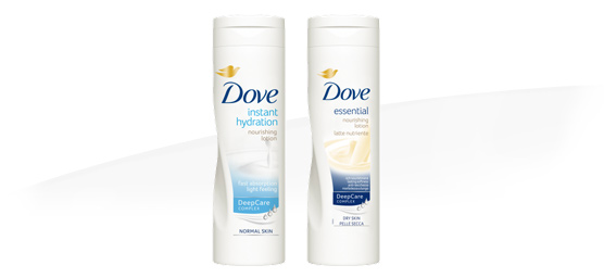 Buy any Dove Body Lotion for Ladies 400ml