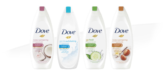 Buy any Dove Body Wash 500ml