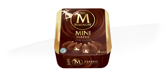 Buy any Magnum Mini 6 packs