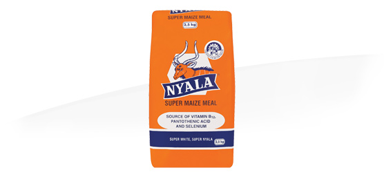 Buy Nyala Super Maize Meal 2.5kg