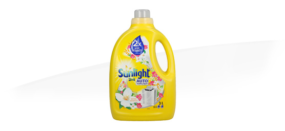 Buy Sunlight Auto Semi-Concentrated Liquid 3l