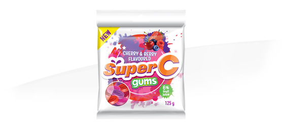 Buy Super C - Berry Variant 125g