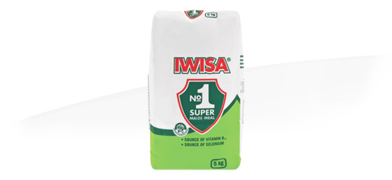 Buy Iwisa Super Maize Meal 5kg
