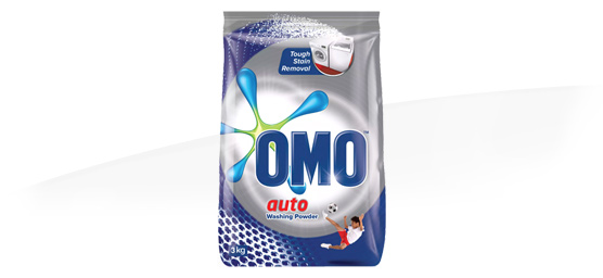 Buy Omo Auto Washing Powder 3kg
