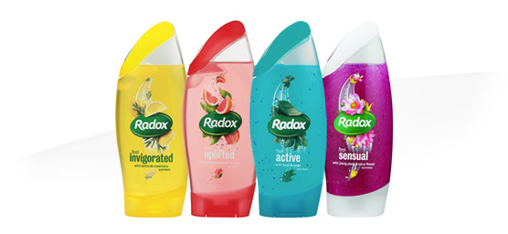 Buy any Radox Body Wash 400ml