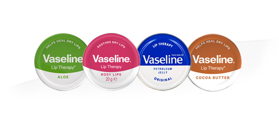 Buy any Vaseline Lip Therapy 20g