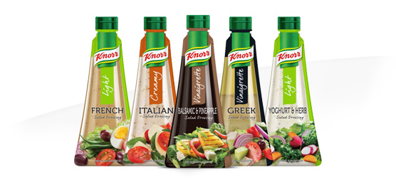 Buy any Knorr Salad Dressing 340ml