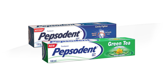 Buy any Pepsodent