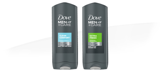 Buy any Dove Men Body Wash 400ml