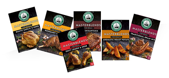 Buy any Robertson's Masterblends 60g