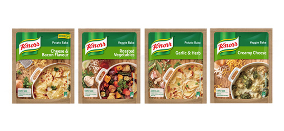 Buy any Knorr Bakes 43g