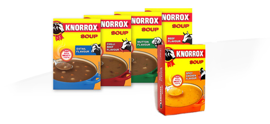 Buy any Knorrox Soup 400g