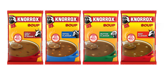 Buy any Knorrox Soup Bag 400g