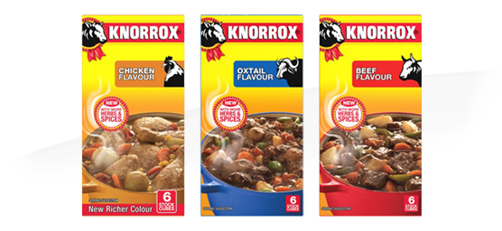 Buy Knorrox Stock Cubes 6s