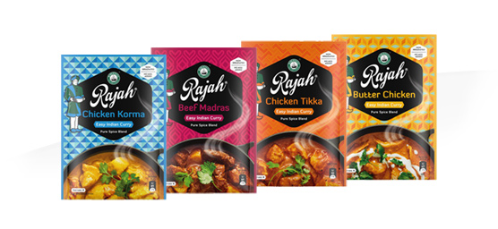 Buy any Rajah Curry Powder Sachets