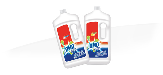 Buy any Omo Foam Action Bleach 1.5l