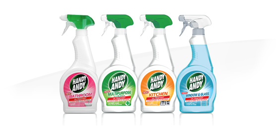 Buy any Handy Andy Actifizz Bottle 500ml