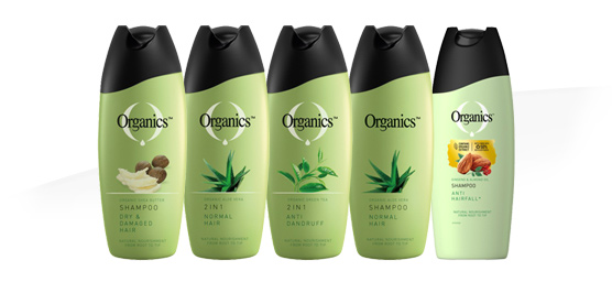 Buy any Organics Shampoo 400ml