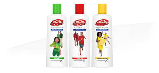 Buy Lifebuoy Total Bodywash 400ml