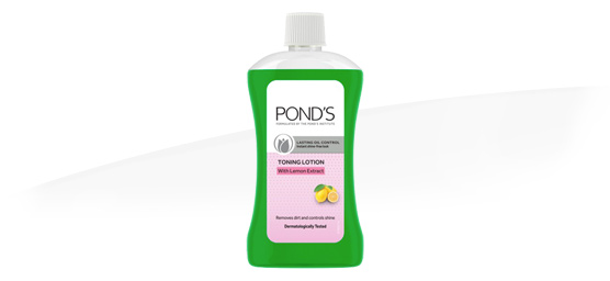 Buy Ponds LOC Toning Lotion 125ml
