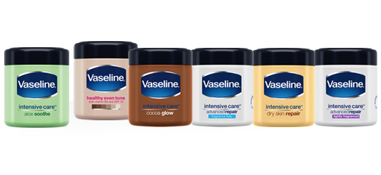 Buy Vaseline Body Cream 400ml